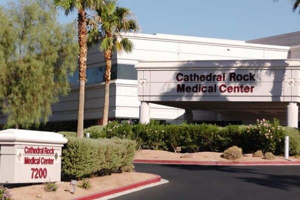 Cathedral Rock Medical Center