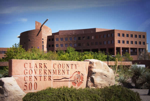Clark County Government Center