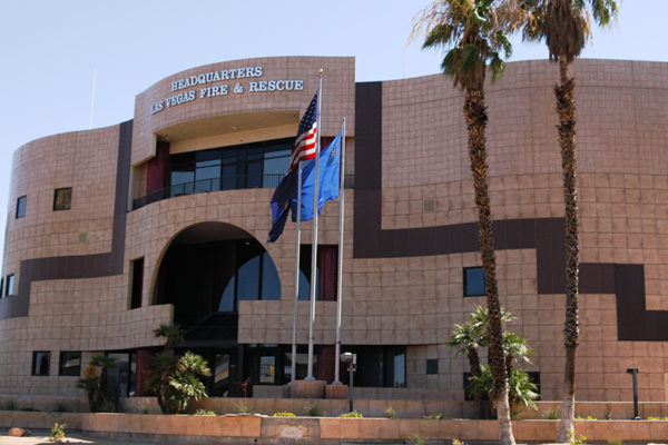 Headquarters Las Vegas Fire and Rescue