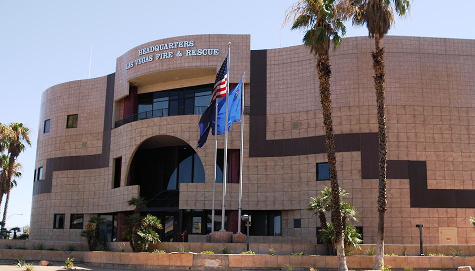 Headquarters Las Vegas Fire and Rescue