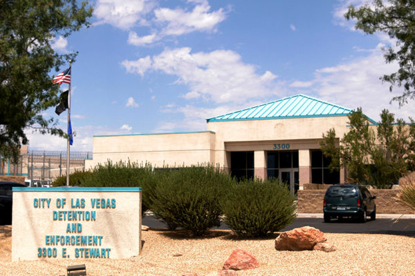 City of Las Vegas Detention and Enforcement